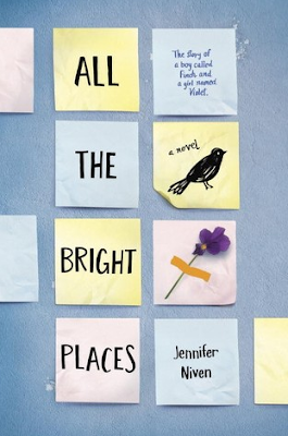 a review of all the bright places by jennifer niven