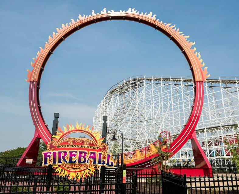 Photo: Six Flags America