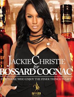 Jackie Christie Cognac Bossard