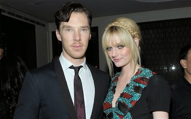 Benedict Cumberbatch Dating