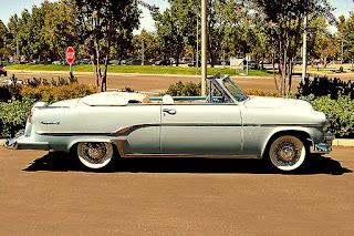 1952 Dodge Royal Convertible Side Right