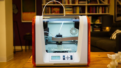 Da Vinci Junior 3D Printer Review and Driver Download