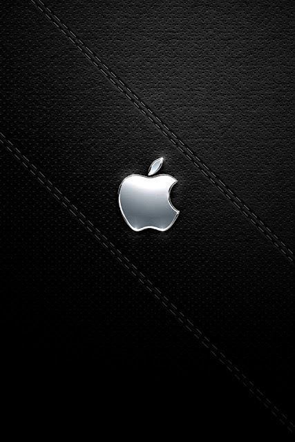 Apple Logo iPhone Wallpaper By TipTechNews.com-4
