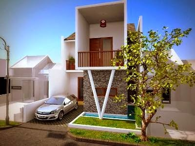 Jasa Desain Rumah Minimalis 2 Lantai | 0823.3333.9949
