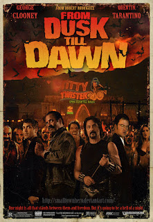 From Dusk Till Dawn (1996) ผ่านรกทะลุตะวัน [พากย์ไทย+ซับไทย]