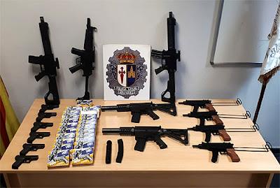 Tiro Policía Aranjuez