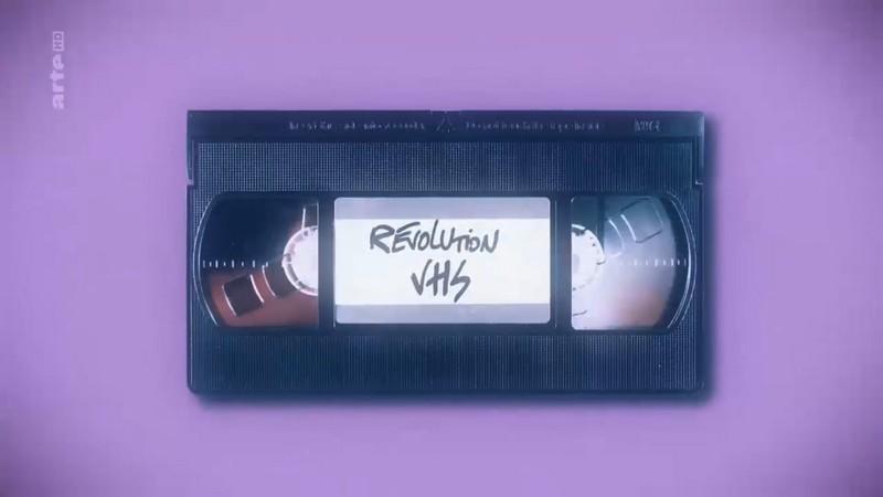 Révolution VHS, le documentaire nostalgique de Arte.