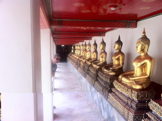 Buda está presente en todos sitios
