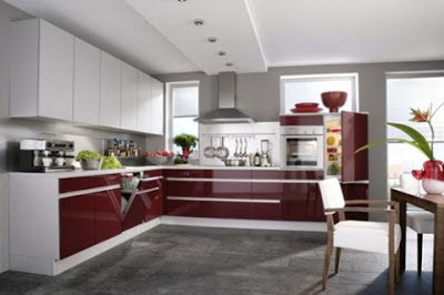 Dwell Of Decor: American Kitchens Designs With Italian Magic Touch