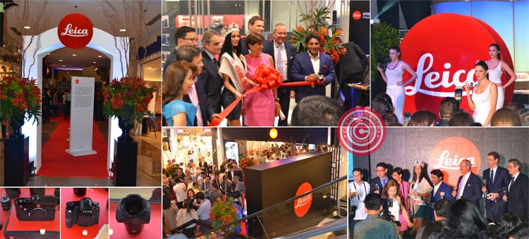 Leica Camera Asia Pacific Finally Open their First Store in Philippines