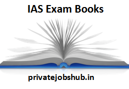 IAS Exam Books