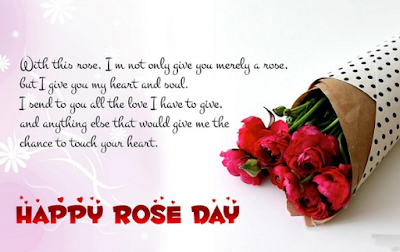 Happy Rose Day Quotes 2017