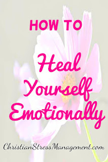 How to heal yourself emotionally