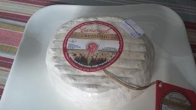 Torta de Cañarejal