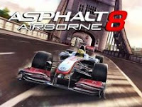 Asphalt 8 Airborne MOD APK v3.5.0j Android Hack Free Shopping Anti-Ban Unlimited Money Update 2018