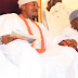 Royal Battle? Oluwo Of Iwo Accuses Ooni Of Sending His Guard To Push Him At An Event