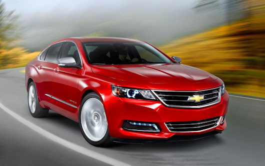 The Performance of 2014 Chevrolet Impala