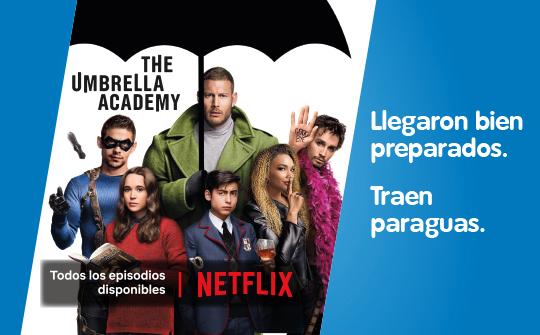 Netflix ya disponible en Telecable