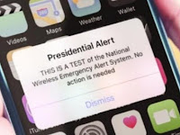 200 Million Cellphones in the US Suddenly Get President Trump's Warning (Presidential Alert)