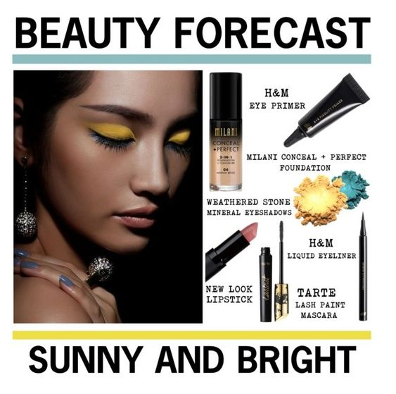 Beauty Forecast - Sunny And Bright www.toyastales.blogspot.com #ToyasTales