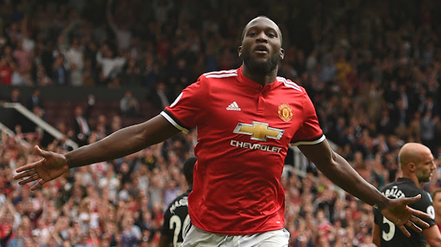Players has Taken the No.9 at Manchester United - Lukaku
