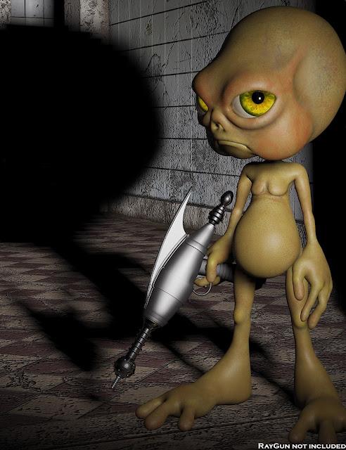 LiL Alien Guy