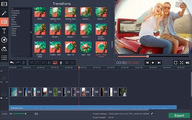 Movavi Video Editor - Phần Mềm Chỉnh Sửa Video Đơn Giản Mới Nhất 2018