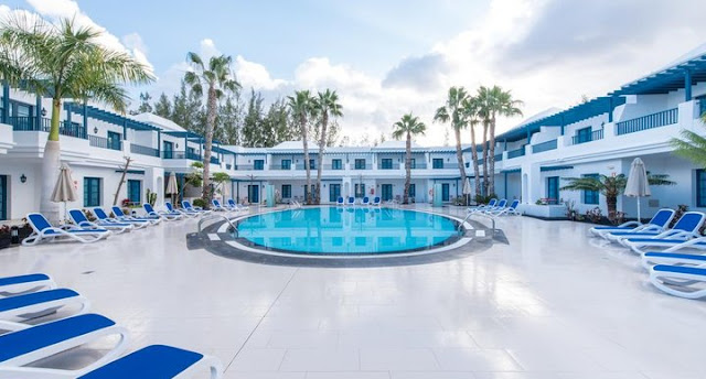 Hotel Review Tropical Island Lanzarote, photo of tbh hotel
