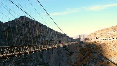 8. Puente de Ojuela, Mexico