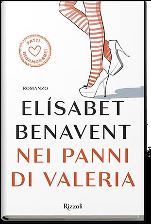 Bostonian library recensione nei panni di valeria di el sabet benavent - Valeria allo specchio ...