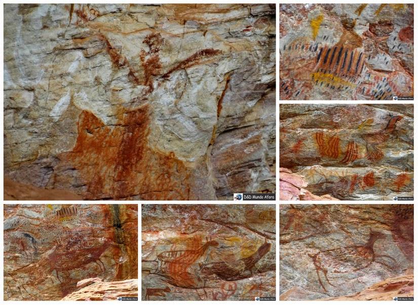 Sítio Arqueológico Pedra Pintada - O que fazer em Cocais (MG)