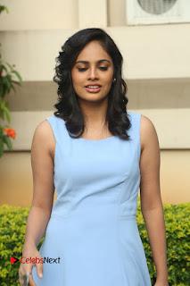 Actress Nandita Swetha Pictures at Ekkadiki Pothavu Chinnavada Teaser Launch 0009