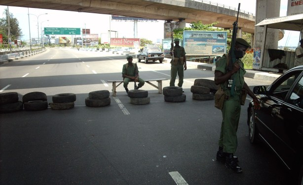 bomb blast checkpoint damaturu yobe