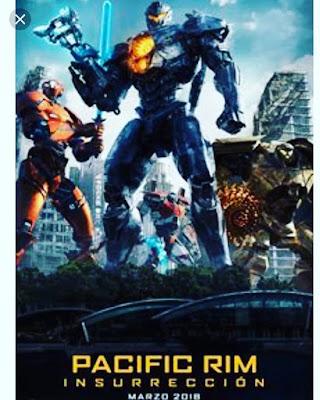 cine, película, cartelera, Pacific rim: Insurrección, Pacific Rim: Uprising, nos vamos al cine,