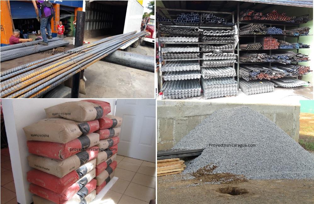 Gu a precios de materiales construcci n nicaragua 2019 - Material de construccion segunda mano ...