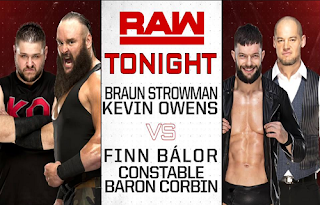 WWE Raw Biss Key 26 June 2018