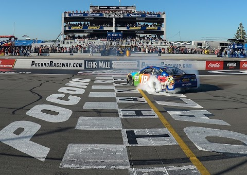 Toyota's 100th NASCAR Cup Win
