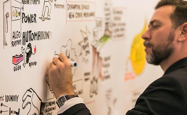 Internet Industrial será la facilidad para realizar el mantenimiento de los activos físicos de las empresas. (Foto: World Economic Forum)