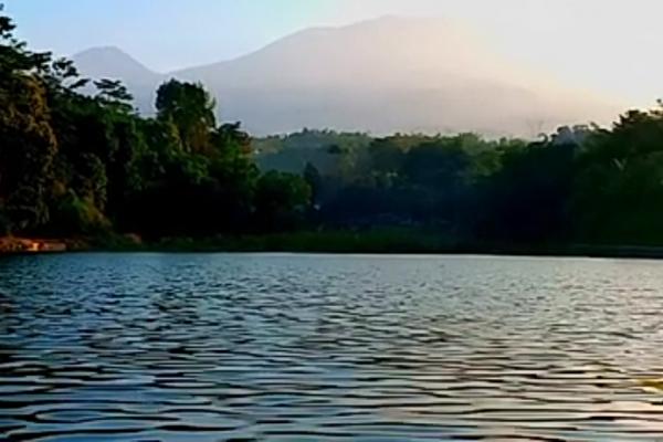 Situ Cijeruk Limbangan Goalpara Kabupaten Sukabumi
