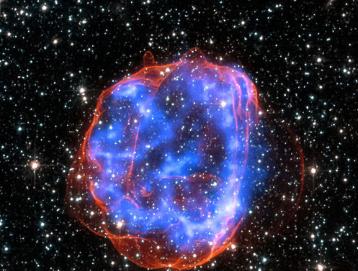 Pengertian Supernova dan Jenis-Jenis dan Tahapanya