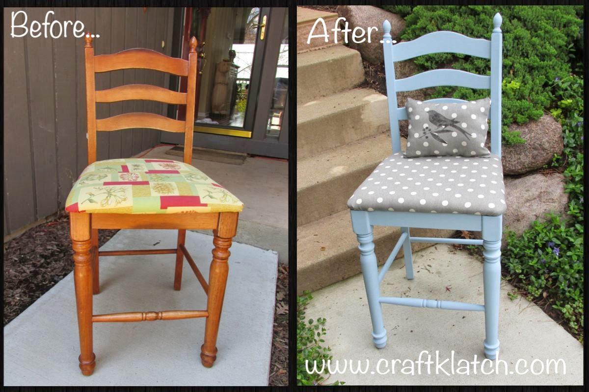 Craft Klatch 174 Garbage To Gorgeous Episode 2 Diy Chair