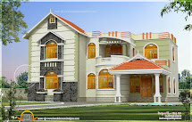 Indian Color Design Exterior Houses