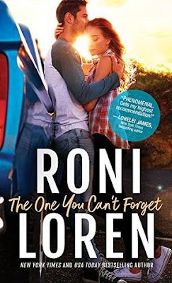 Bea's Book Nook, Review, The One You Can't Forget, Roni Loren