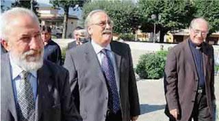 Il Prefetto di Frosinone Eugenio Soldà in visita ad Amaseno