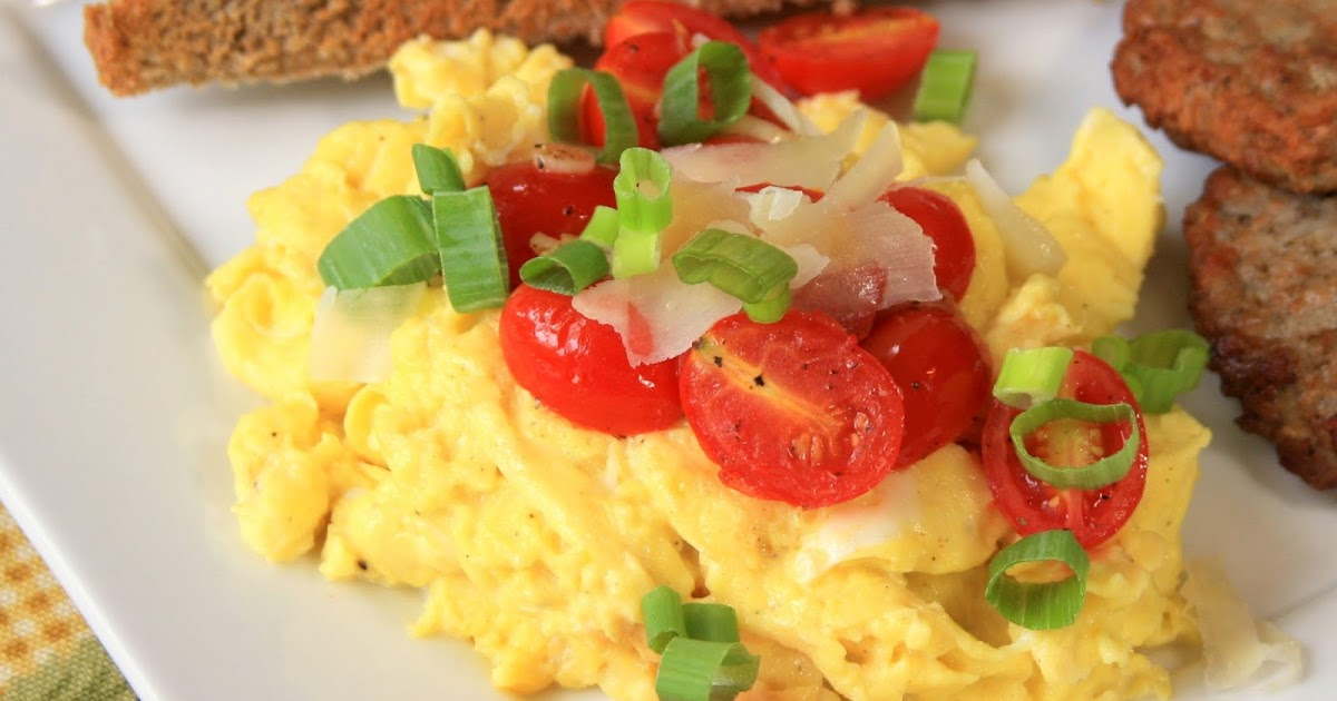 White Cedar Inn Today: Tuscan Scrambled Eggs