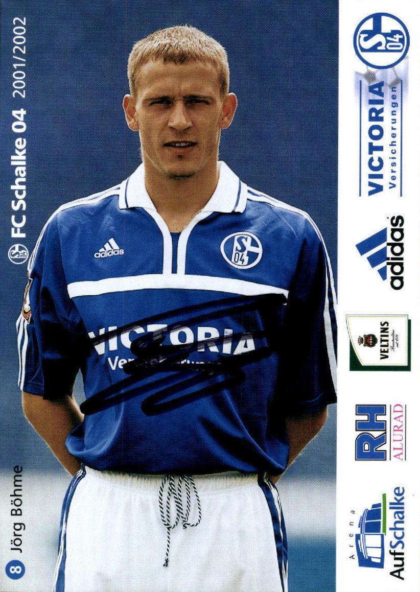 Football cartophilic info exchange fc schalke 04 fc for Koch schalke 04