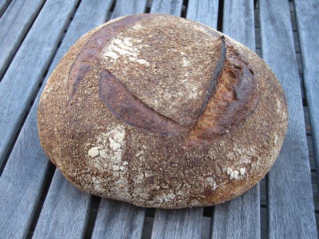 Tartine Bread Root Simple