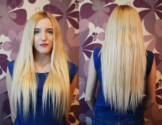 BestHairStore - Czyli jak przedłużyć włosy  w kilka chwil!
