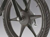 Honda CB110: Rines