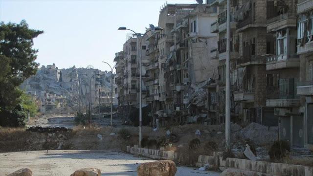 Mueren 9 miembros de una familia siria por bombardeo turco